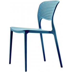 Chaise Cuba turquoise