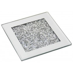 Dessous de verre carré diamat Moy