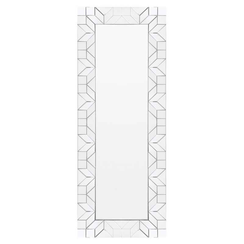 Miroir mural rectangle cubes L.160 x H.60 cm