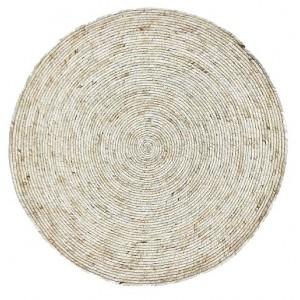 Tapis rond jute naturelle D.86 cm