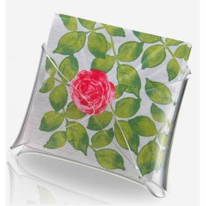 Porte-serviettes de table en plexiglass