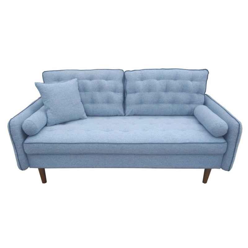 Canapé 3 places You gris bleuté L.175 x l.82 x H.84cm