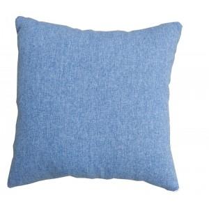 Coussin You 40 x 40cm gris bleuté