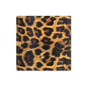 Dessous de verre léopard