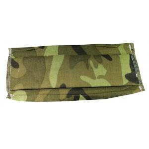 Masque H/F en tissu militaire normes AFNOR