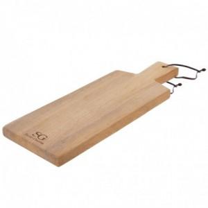 Planche à découper en bois 48cm
